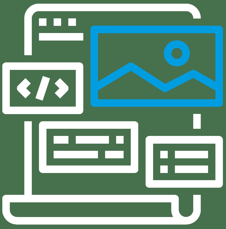 Icon d'une page web